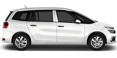 Acheter Grand C4 Spacetourer Shine PureTech 130 S&S BVM6 + Park Assist + Hayon mains libres + Pack Drive Assist chez un mandataire auto