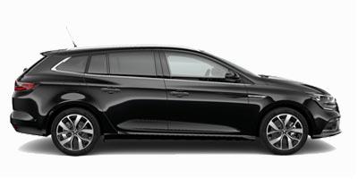 Acheter Megane IV Estate Intens Pack Bose Blue dCi 115 + Easy Parking + Affichage tete haute + Roue de secours chez un mandataire auto