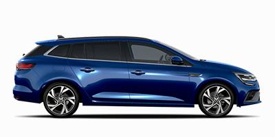Acheter Megane IV Estate Intens Blue dCi 115 EDC + Affichage tete haute + Pack conduite + Roue de secours chez un mandataire auto