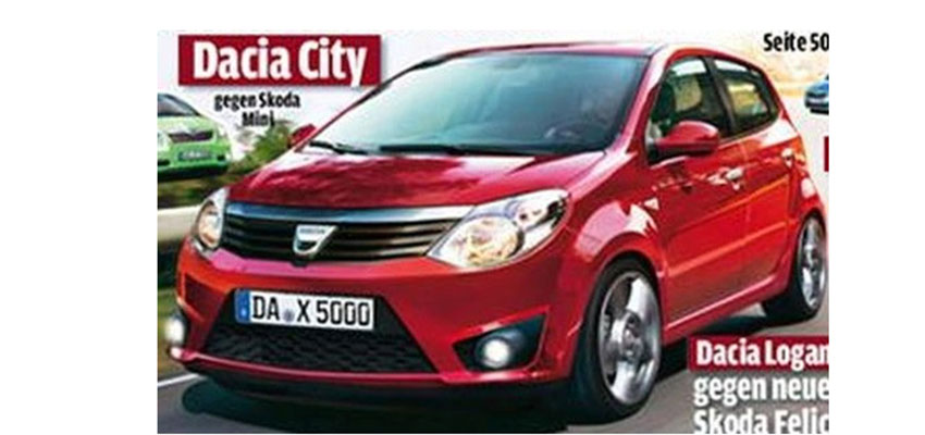 dacia city citadine