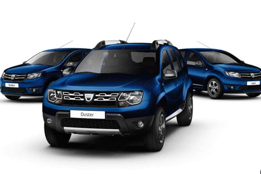 Dacia Duster serie limitee